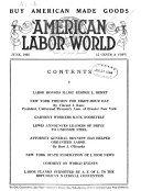 American Labor World