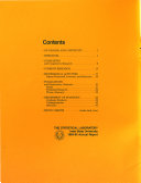 Annual Report - Statistical Laboratory, Iowa State University