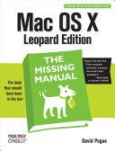 Mac OS X Leopard  The Missing Manual