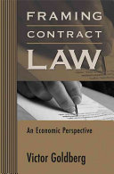Framing Contract Law
