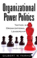 Organizational Power Politics