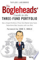 The Bogleheads  Guide to the Three Fund Portfolio