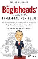 The Bogleheads' Guide to the Three-Fund Portfolio Pdf/ePub eBook