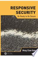 Responsive Security Book