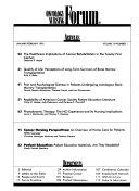 Oncology Nursing Forum Book