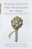 The Physiology of Taste [Pdf/ePub] eBook