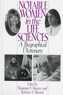 Notable Women in the Life Sciences Book PDF