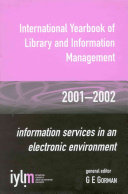 Information Services in an Electronic Environment Book