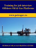 Training for job interview Offshore Oil & Gas Platforms [Pdf/ePub] eBook