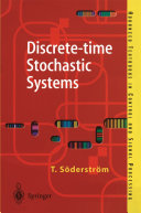 Discrete-time Stochastic Systems: Estimation and Control
