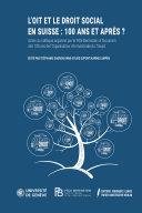 Pdf L'OIT et le droit social en Suisse: 100 ans et après? Telecharger