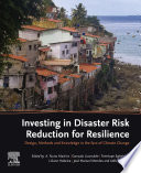 Investing in Disaster Risk Reduction for Resilience Book