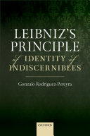 Leibniz's Principle of Identity of Indiscernibles