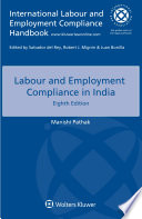 Labour and Employment Compliance in India Book