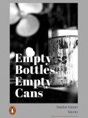 Empty Bottles  Empty Cans
