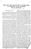 Ideas sobre la Incorporacion de Cuba en los Estados Unidos, en contraposicion à las que ha publicado ... J. A. Saco. [By G. Bétancourt?]