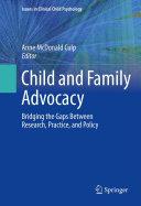Child and Family Advocacy Pdf/ePub eBook