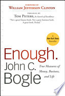 Enough Book PDF