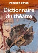 Pdf Dictionnaire du théâtre - 4e éd. Telecharger