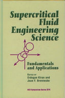 Supercritical Fluid Engineering Science