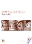 HOME Program rehabilitation tune-up kit