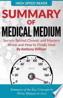 Summary of Medical Medium