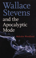 Pdf Wallace Stevens And The Apocalyptic Mode