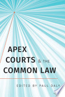 Free Apex Courts and the Common Law Book