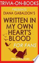 Written in My Own Heart s Blood  A Novel by Diana Gabaldon  Trivia On Books