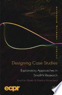 Designing Case Studies Book