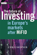 The Future of Investing Book