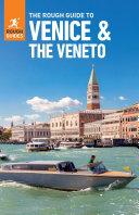 The Rough Guide to Venice   Veneto  Travel Guide eBook
