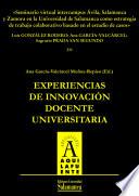 Seminario virtual intercampus Ávila, Salamanca y Zamora en la Universidad de Salamanca como estrategia de trabajo colaborativo basado en el estudio de casos