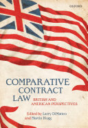 Comparative Contract Law Pdf/ePub eBook