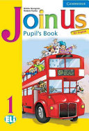 Join Us for English 1 Pupil s Book Audio CD