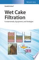 Wet Cake Filtration