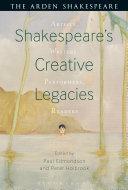 Shakespeare's Creative Legacies Pdf/ePub eBook