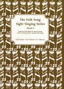 The folk song sight singing series Book PDF