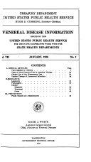 Venereal disease information  v  5 7  1924 26