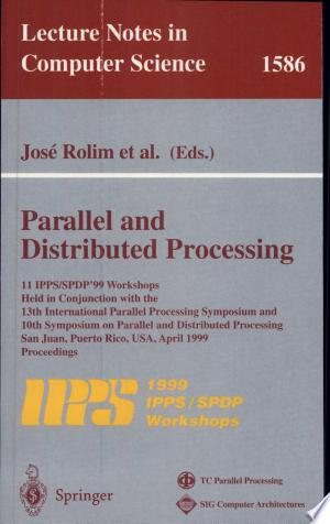 Free Download Parallel and Distributed Processing PDF - Writers Club