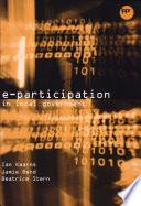 E Participation In Local Government