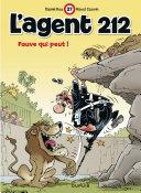 Pdf L'agent 212 - tome 27 - Fauve qui peut ! Telecharger
