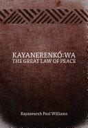 Kayanerenk   wa