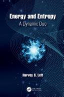 Energy and Entropy Pdf/ePub eBook