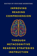 Improving Reading Comprehension Through Metacognitive Reading Strategies Instruction Book