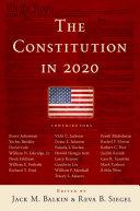 The Constitution in 2020 - Seite 331