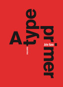 A Type Primer  2nd edition