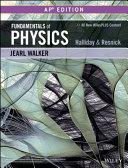Halliday   Resnick Fundamentals of Physics