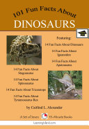 101 Fun Facts About Dinosaurs  A Set of Seven 15 Minute Books