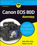 Canon EOS 80D For Dummies Pdf/ePub eBook